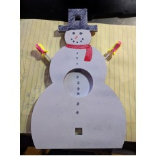 Rimfire Rated Reactive Snowman - Free Shipping!