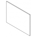 "⅜"" Rectangular AR500 Steel Target (up to 22x11"") Flat Rate Eligible"