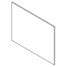 "1"" Rectangular AR500 Steel Target (up to 22x11"") Flat Rate Eligible"