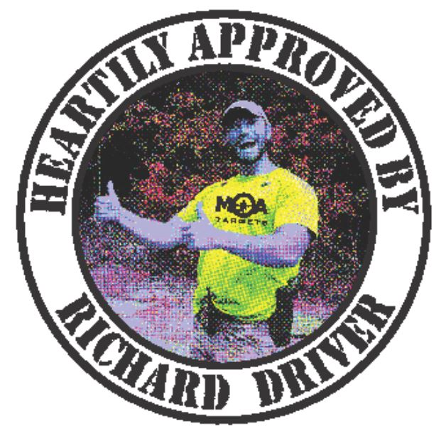 heartily approved by Richard Driver